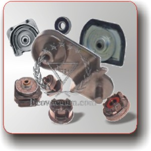 H 43241006 Bearing Idler Pulley Self Propelled Windtunnel