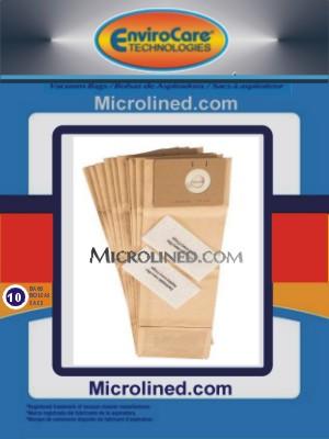 Adr 14125 Bag Nilfisk Advance Clark Paper Micro